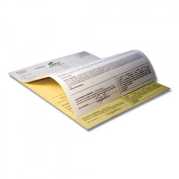 Carbonless Forms - Carbonless invoices